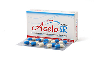 Acelo - SR 200mg