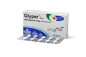 Glyper 2mg
