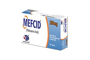 Mefcid- Pack 250mg