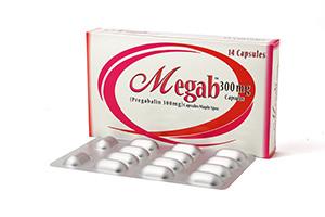 Megab 300mg