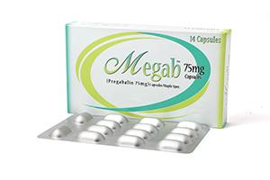 Megab 75mg