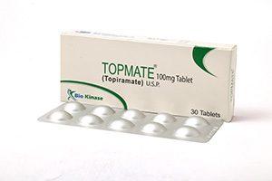 Topmate 100mg