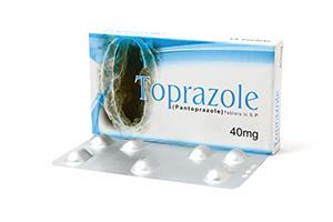 Toprazole 40mg